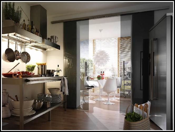 Schiebetüren Wohnzimmer Glas