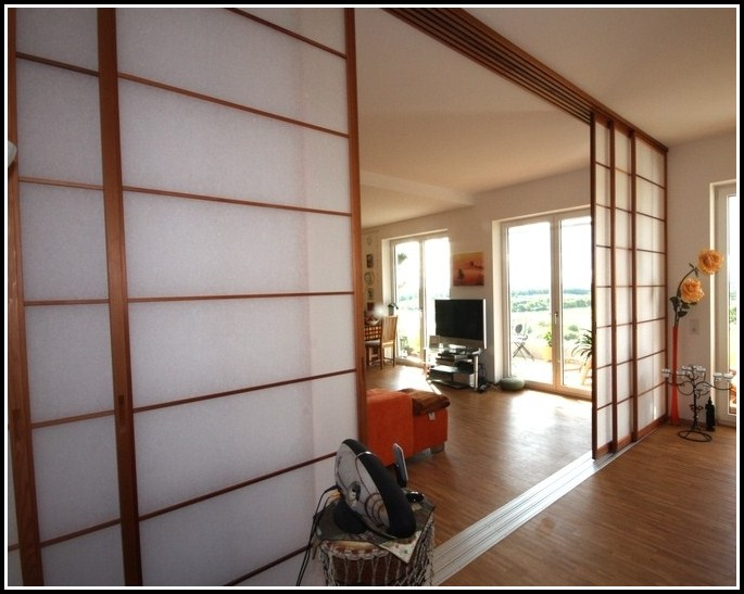 Schiebetüren Wohnzimmer