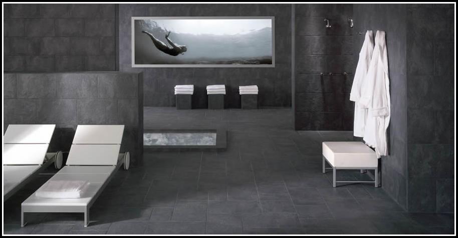 Schiefer Fliesen Badezimmer