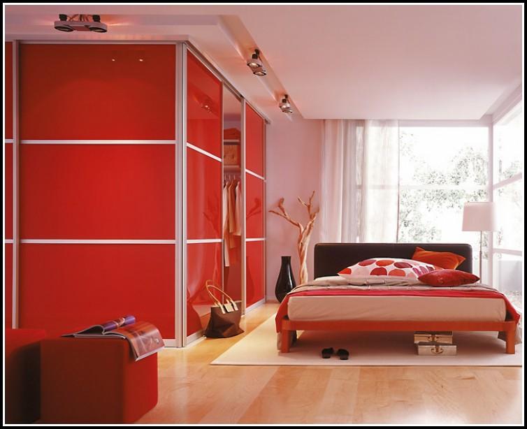 Schlafzimmer Begehbarer Schrank