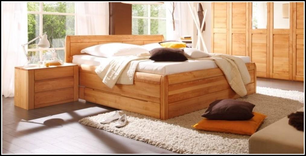 Schlafzimmer Bergen Erle Massiv