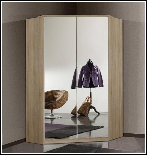 Schlafzimmer Eckschrank Mit Spiegel