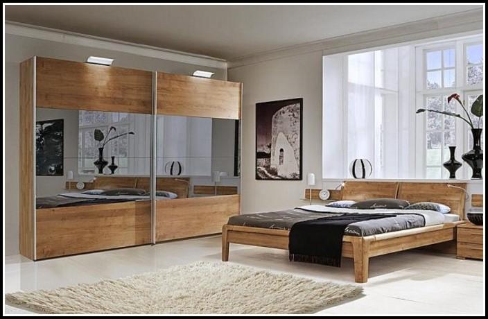 Schlafzimmer Erle Massiv Geölt