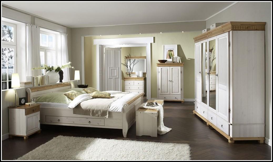 Schlafzimmer Göteborg Kiefer Massiv