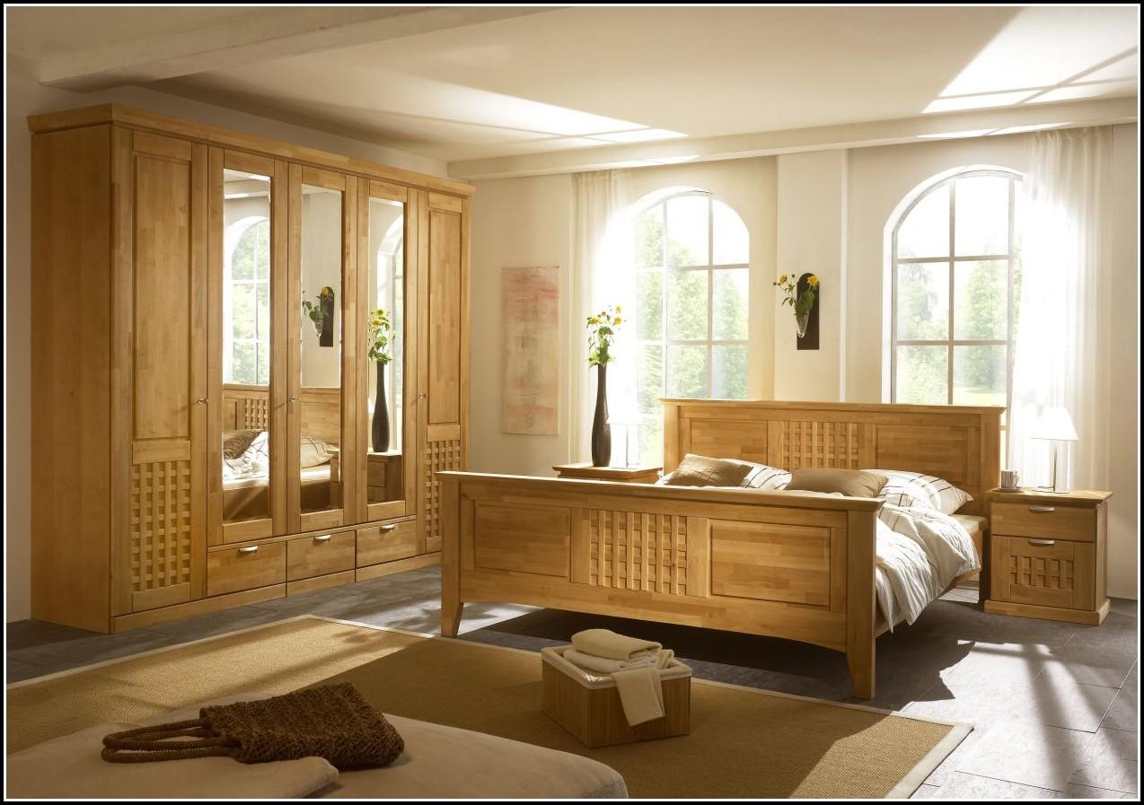 Schlafzimmer Gent Erle Massiv