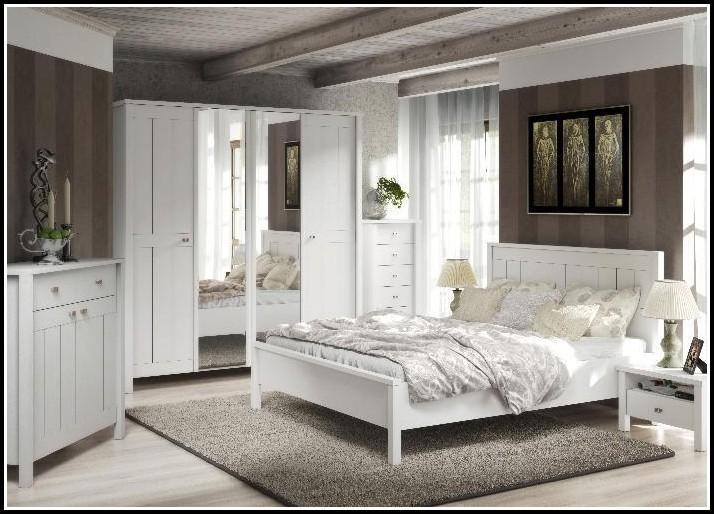 Schlafzimmer Holz Komplett
