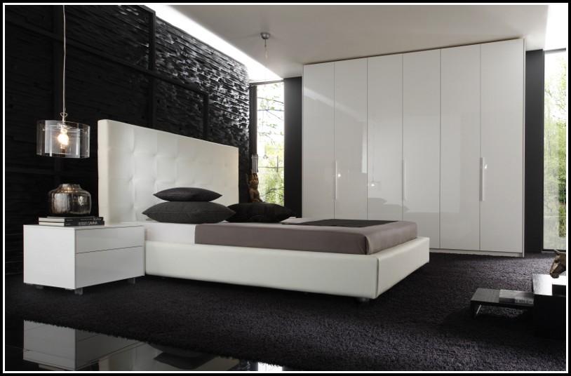 Schlafzimmer In Weiss Einrichten