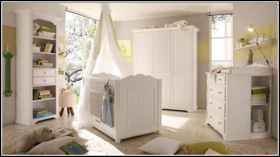 Schlafzimmer Kiefer Massiv Weiß Antik