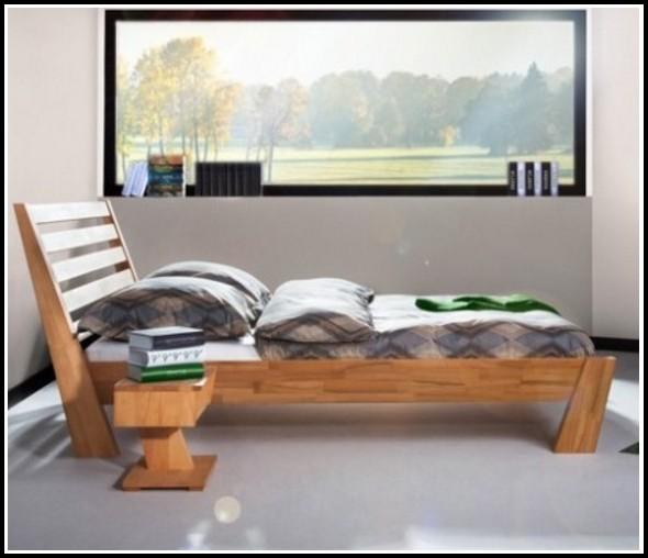 Schlafzimmer Massivholz Kernbuche