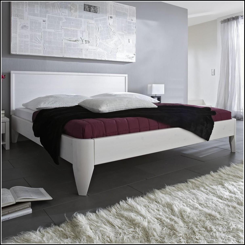 Schlafzimmer Ole Kiefer Massiv Weiß