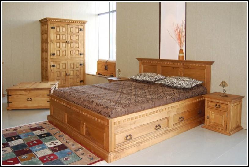 Schlafzimmer Pinie Massiv Gebraucht