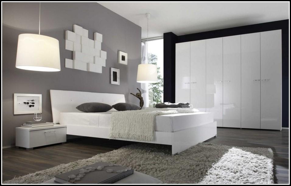 Schlafzimmer Sideboard Weiss Hochglanz