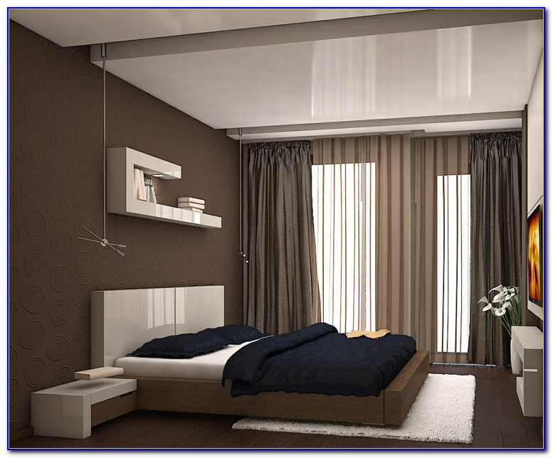 Schlafzimmer Vorhang Modern