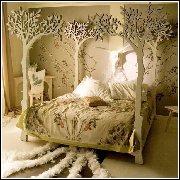 Schlafzimmerwand Dekorieren