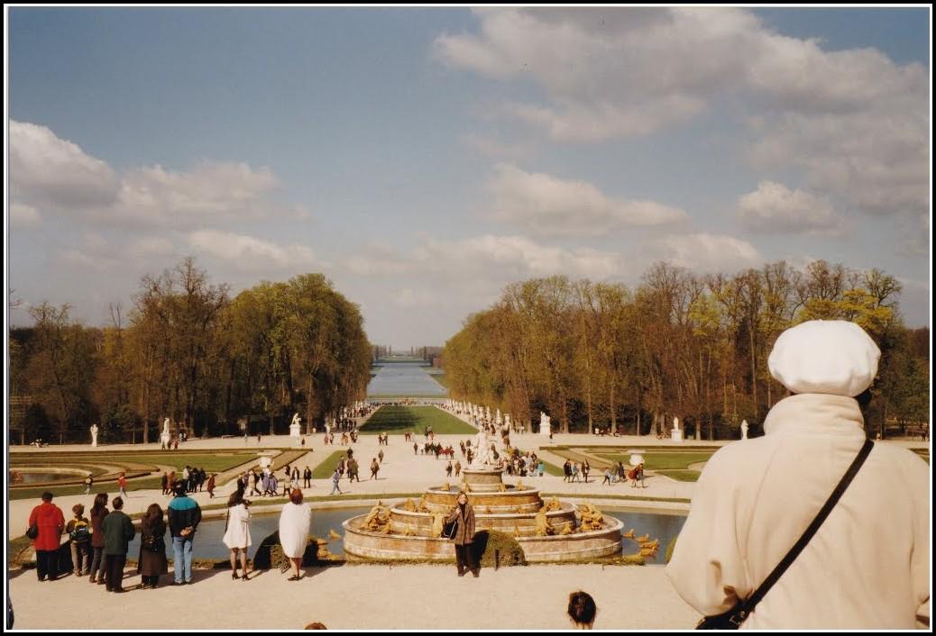 Schloss Versailles Gartenanlagen