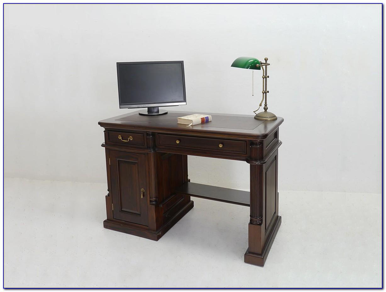 Schmaler Schreibtisch Aus Holz