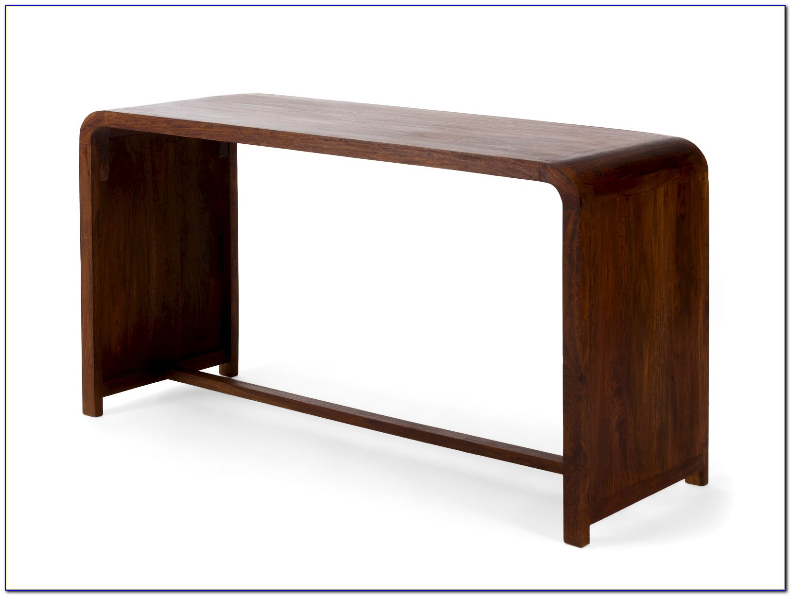 Schmaler Schreibtischstuhl