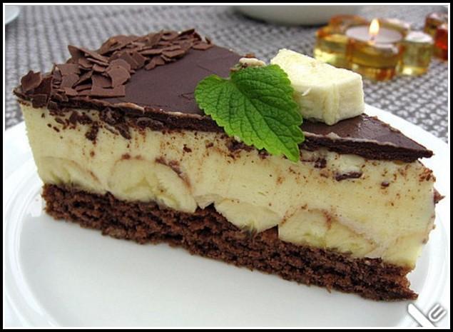 Schoko Banane Kuchen Rezepte