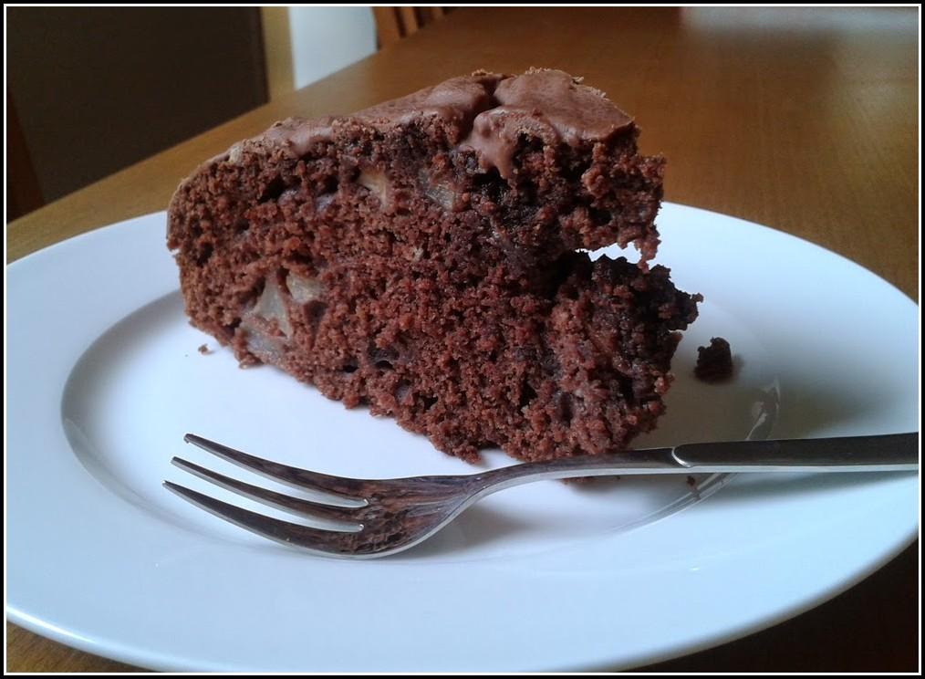 Schoko Kirsch Kuchen Schnell