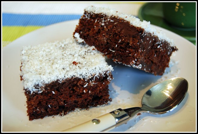 Schoko Nuss Kuchen Rezept Einfach