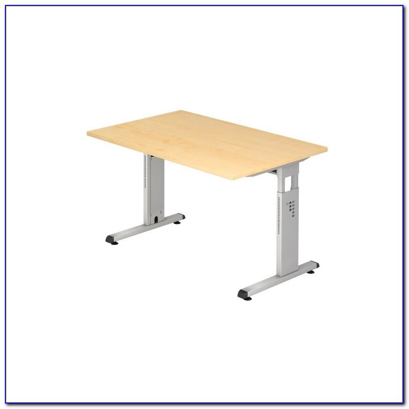 Schreibtisch 120 Cm Breit Weiß