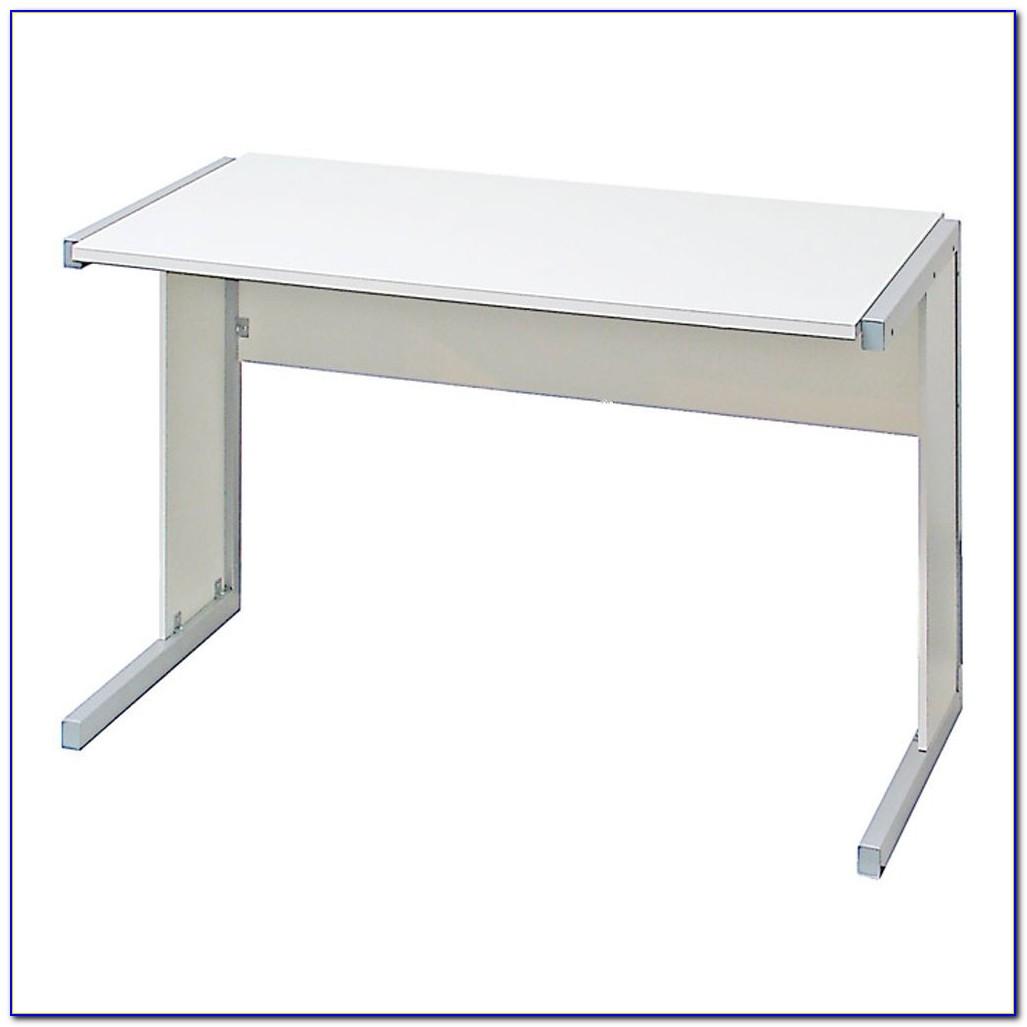 Schreibtisch 120 Cm Weiß