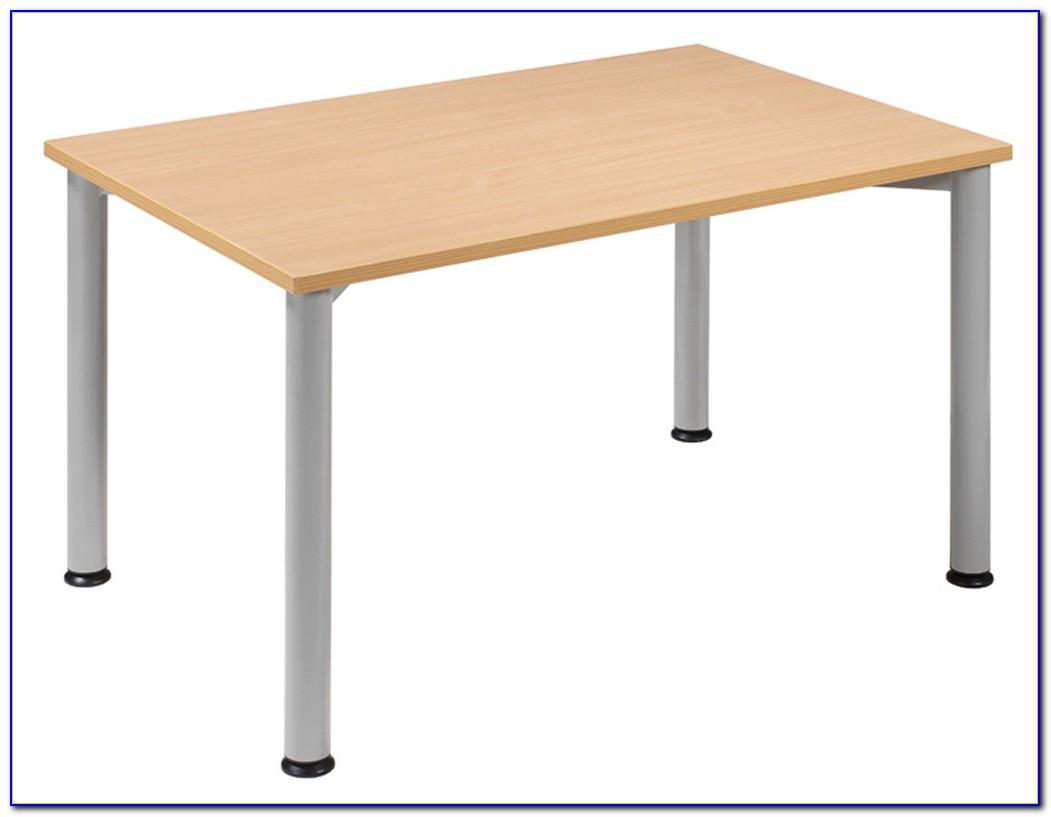Schreibtisch 120 X 80 Höhenverstellbar