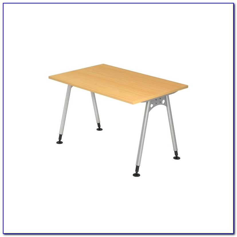 Schreibtisch 120 X 80 Weiß