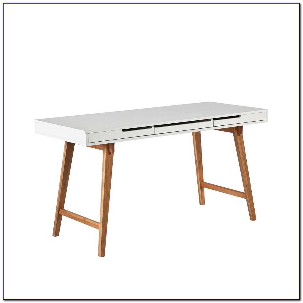 Schreibtisch 140 Cm Weiß