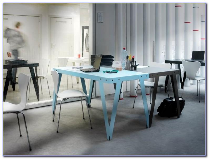 Schreibtisch 140 X 70 Schwarz