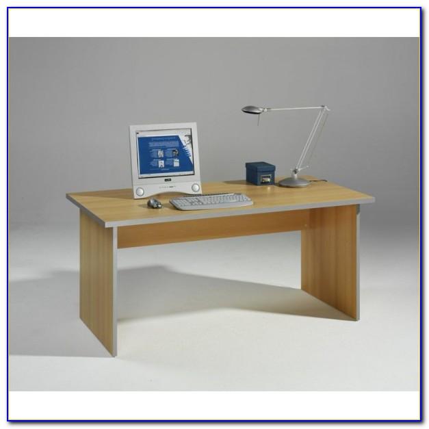Schreibtisch 160×80 Buche