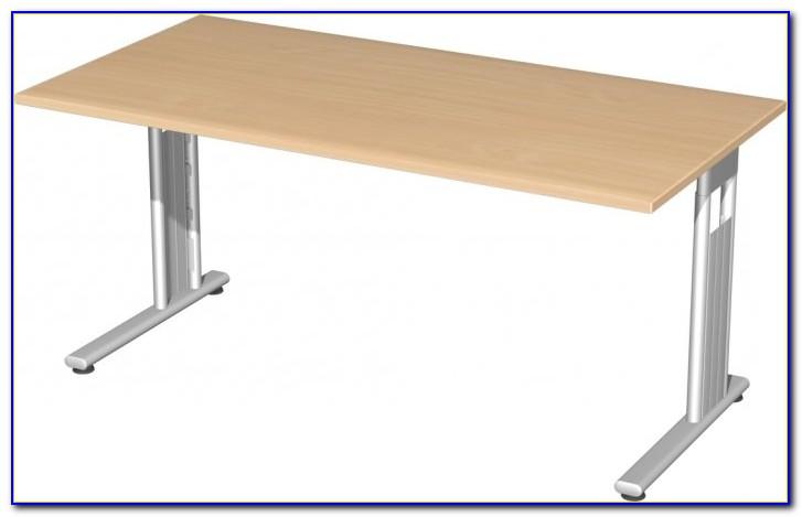 Schreibtisch 160×80 Höhenverstellbar