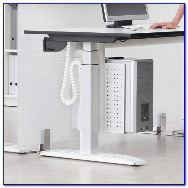 Schreibtisch 160×80 Schwarz
