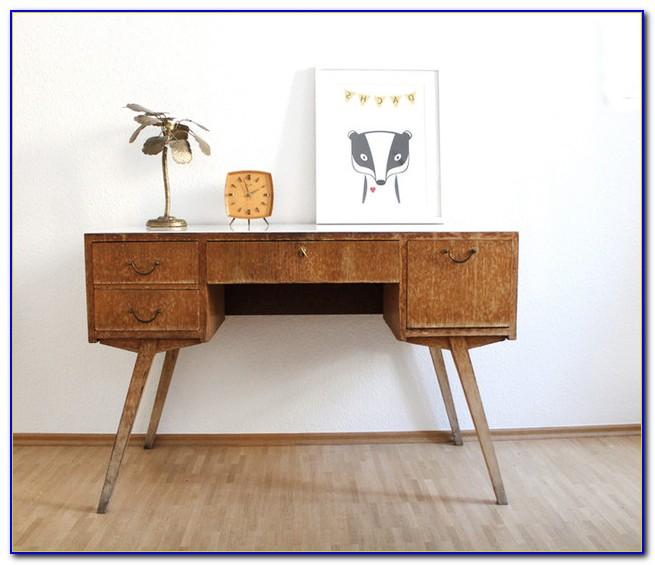 Schreibtisch 50er 60er