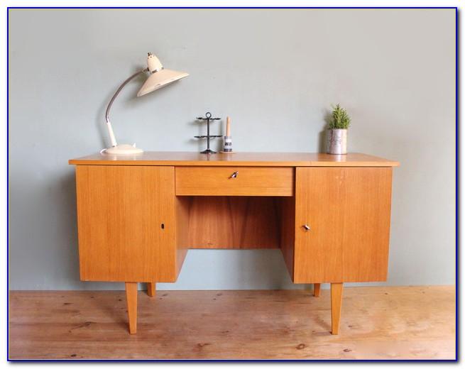 Schreibtisch 60er Jahre