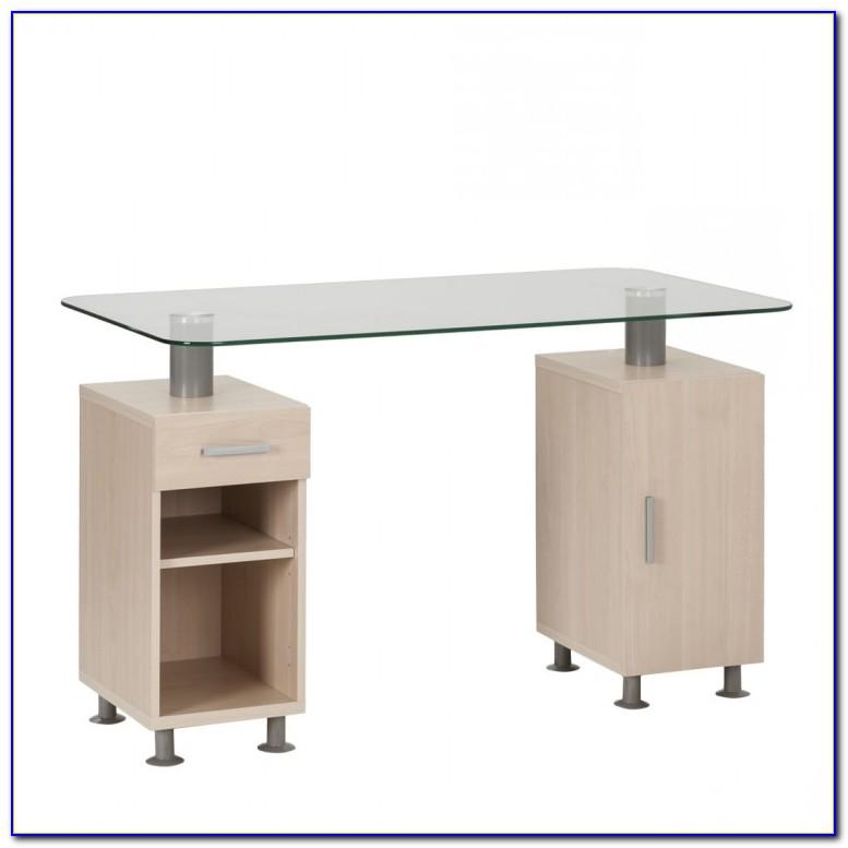 Schreibtisch Ahorn Mit Schubladen