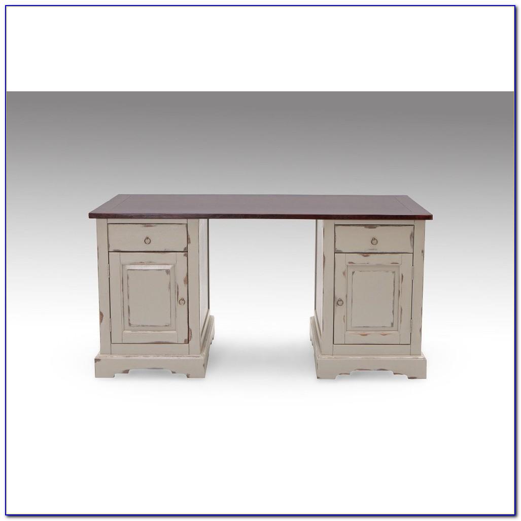 Schreibtisch Akazienholz