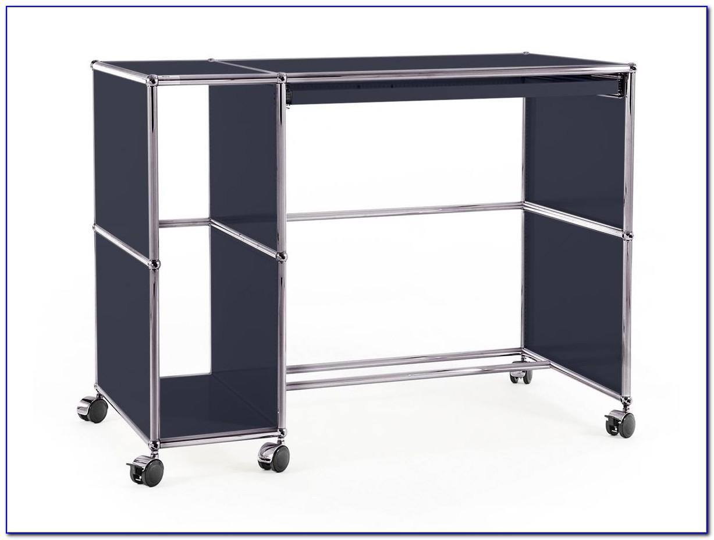 Schreibtisch Auf Rollen Ikea