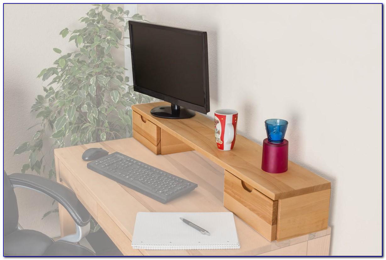 Schreibtisch Aufsatz Stehtisch