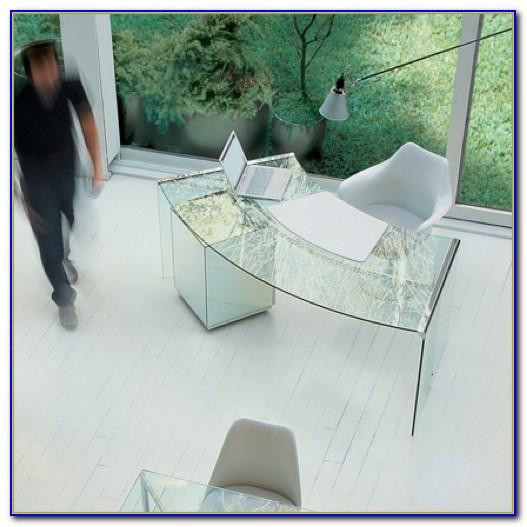 Schreibtisch Aus Glas Ikea