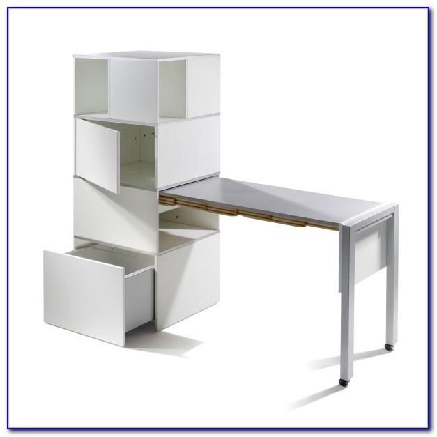 Schreibtisch Ausziehbare Arbeitsplatte