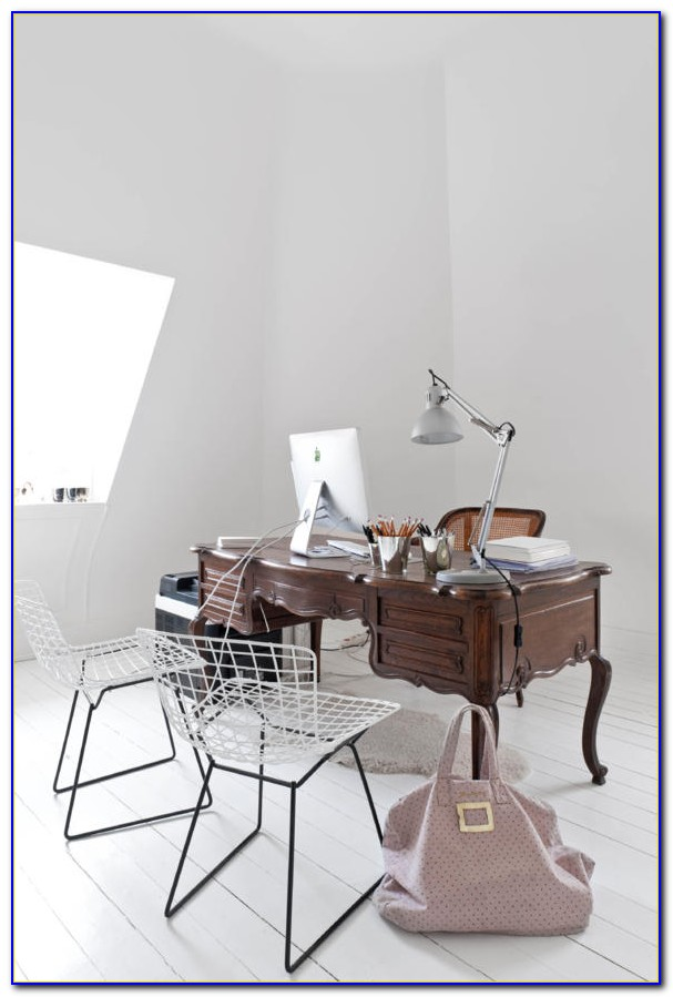 Schreibtisch Barock Schwarz
