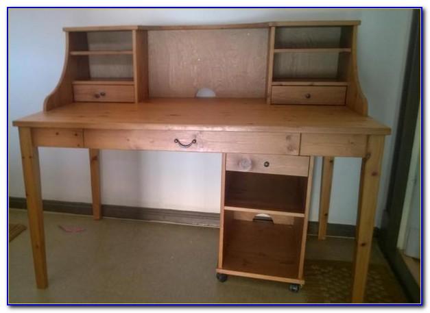 Schreibtisch Bauen Lassen