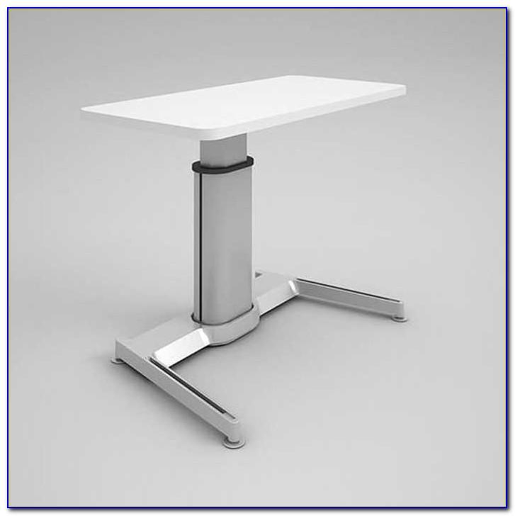 Schreibtisch Beine Edelstahl