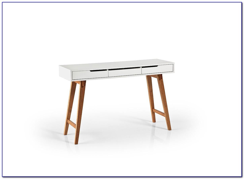 Schreibtisch Beine Holz