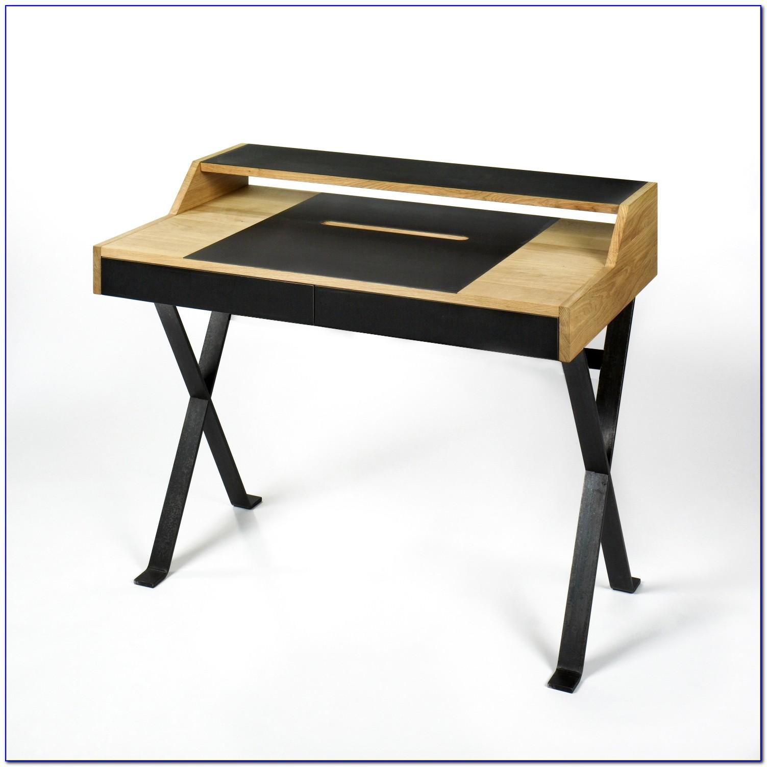 Schreibtisch Belag Linoleum