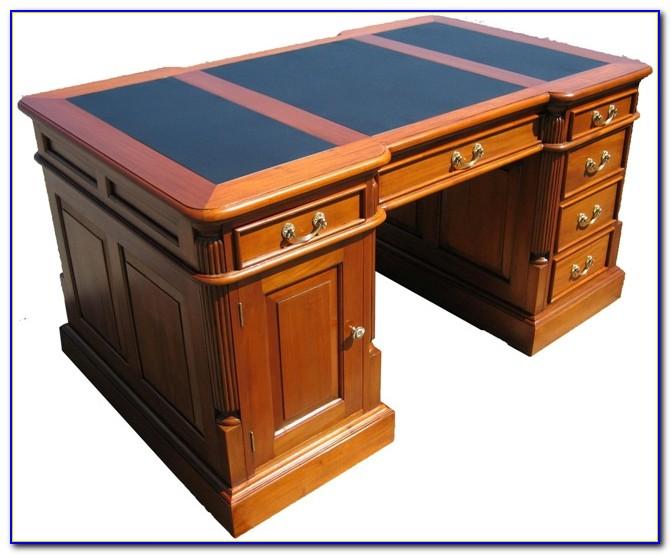 Schreibtisch Biedermeier Stil