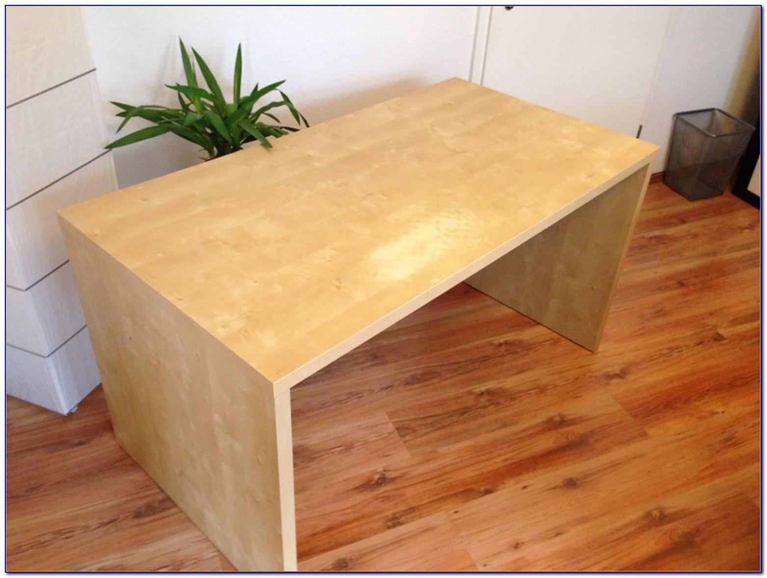 Schreibtisch Birke Ikea