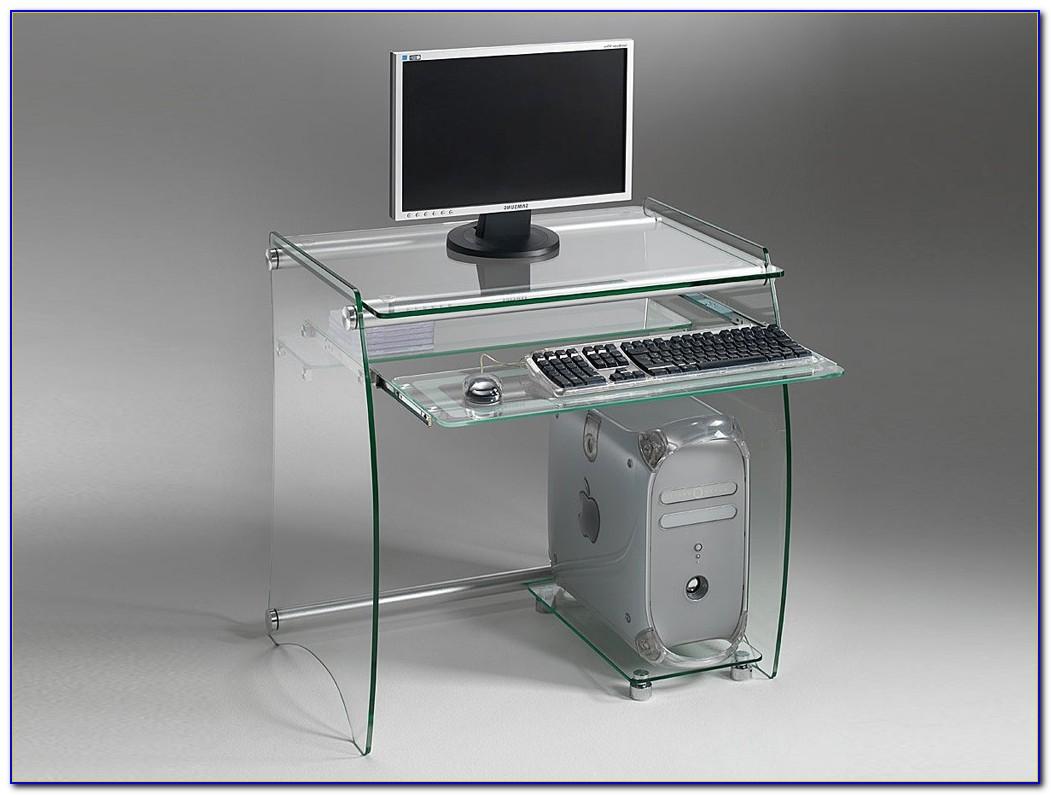 Schreibtisch Computer Verstecken