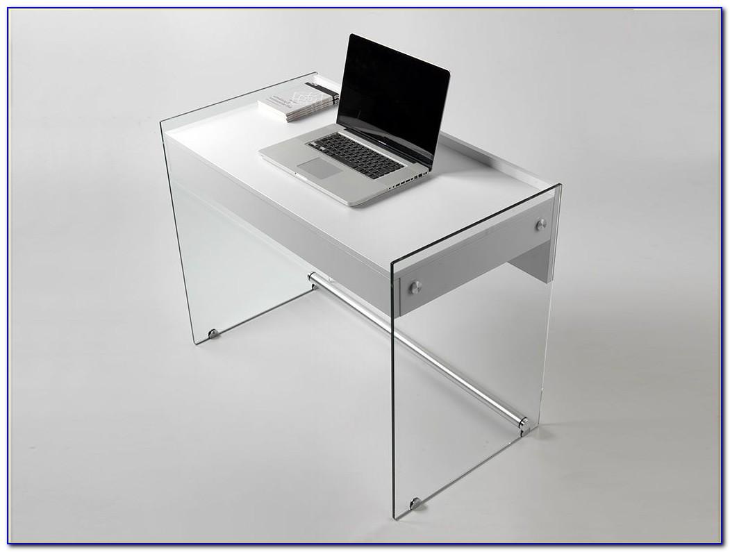 Schreibtisch Computer